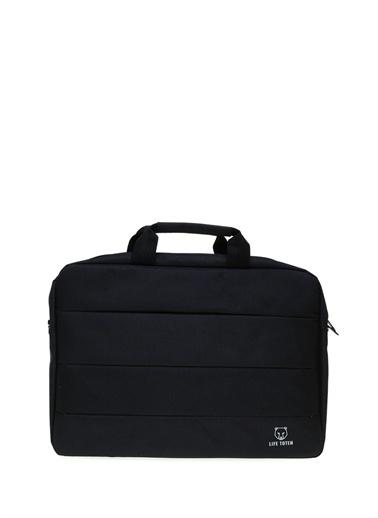 Life Totem Laptop /Evrak Çantası Siyah